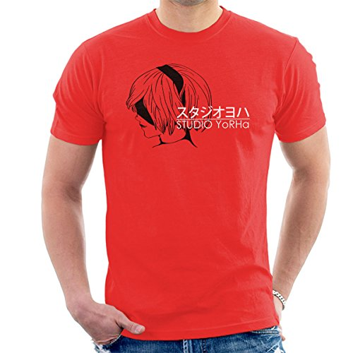 Studio Yorha Nier Ghibli Men's T-Shirt