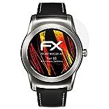 atFoliX Schutzfolie kompatibel mit LG Watch Urbane 2nd Edition Bildschirmschutzfolie, HD-Entspiegelung FX Folie (3X)