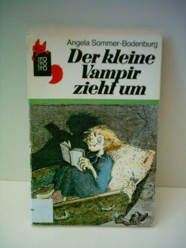 Portada del libro Angela Sommer-Bodenburg: Der kleine Vampir zieht um