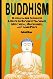 Buddhism: Buddhism for Beginners, A Guide to Buddhist Teachings, Meditation, Mindfuln...