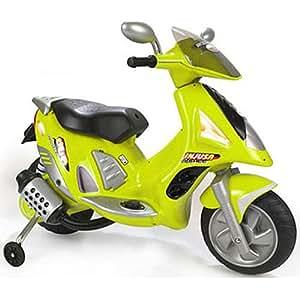 Injusa - 686 - Vélo et Véhicule pour Enfants - Scooter Duo - 6V + Accessoires