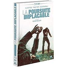 La poursuite implacable [Blu-ray] [FR Import]