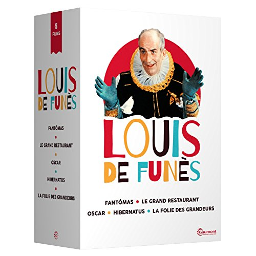 Coffret Louis de Funès-5 Films