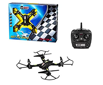 HST X9395 Play WiFi Air Drone Quadcopter with Camera Gyro USB Camera by Hot Stuff Toys - HST