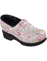 1527b831d50 Amazon.fr   Skechers - Mules et sabots   Chaussures femme ...