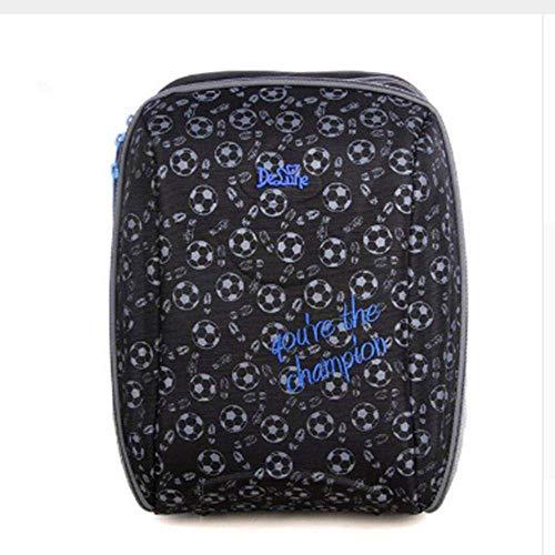 XQY Student Rucksack, Neuheit Bag-Kinder Schultasche mit großer Kapazität Schulrucksack Drucken Orthopädisch geprägte Mädchen Rucksack Studenten,c -