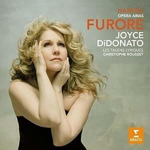 Joyce DiDonato ~ Furore (Handel Opera Arias)