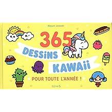 365 dessins kawaii pour toute l'année !