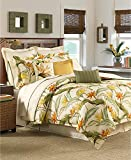 Tommy Bahama Queen Comforter Set Birds of Paradise