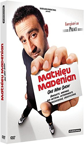 Mathieu Madenian - One Man Show