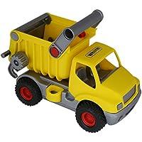 Costruzione Tilt-up Wader Truck (giallo)