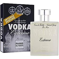 Vodka Extreme Parfum 100ml Homme Eau de toilette Paris Elysees