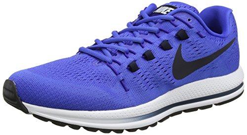 Nike Air Zoom Vomero 12, Scarpe da Running Uomo, Blu (Mega Blue/Obsidian/Concord/White), 47 EU