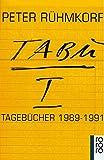 Image de TABU 1. Tagebücher 1989 - 1991