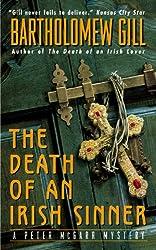 The Death of an Irish Sinner: A Peter McGarr Mystery (Peter McGarr Mysteries)