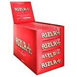 RIZLA cartine corte rosse - 100 libretti