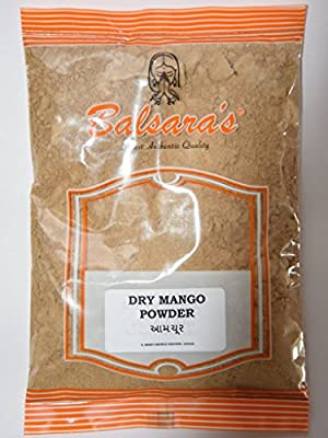 100g | Balsara's Dry Mango Powder **FREE U.K POST** AMCHOOR / AMCHUR POWDER, POWDERED MANGO, DRIED MANGO by falconsuperstore