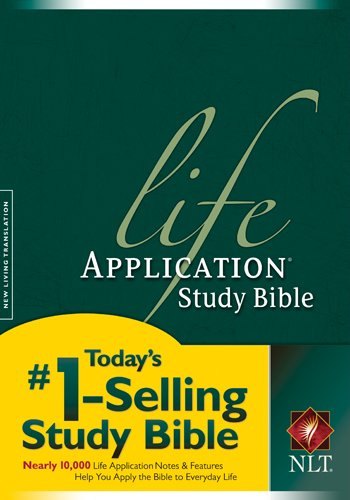 NLT Life Application Study Bible (Bible Nlt)