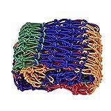 Schutznetz Sicherheitsnetz Netz Farbe Dekoration Netz, Sonnenschutz, arbeitet, Kinder-Kletternetz,...