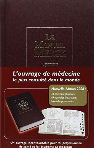 Manuel Merck de diagnostic et thrapeutique
