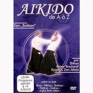 Aikido de A à Z - Ken Bokken