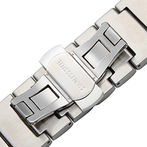 Zoom IMG-2 trumirr 26mm cinturino dell acciaio