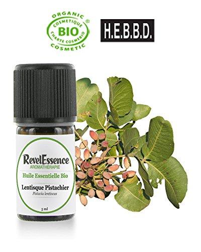 Huile Essentielle de Lentisque Pistachier Bio Revelessence (5 ml)