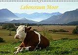 Lebensraum Moor (Wandkalender 2018 DIN A3 quer): Eindrucksvolle Aufnahmen aus Mooren in Deutschland, Österreich und Lettland (Monatskalender, 14 ... [Kalender] [Apr 01, 2017] Schwarz, Benjamin