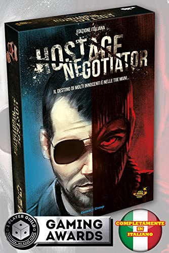 Do Not Panic Games Hostage Negotiator Jeu Jeu Jeu de table édition italienne B07C5ZBLX2 be7e8a