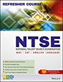NTSE (National Talent Search Examination) Refresher Course: MAT, SAT, English Language