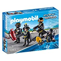 Playmobil 9365 City Action SWAT Team