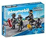 Playmobil- Equipo de Las Fuerzas Especiales Juguete, (geobra Brandstätter 9365)