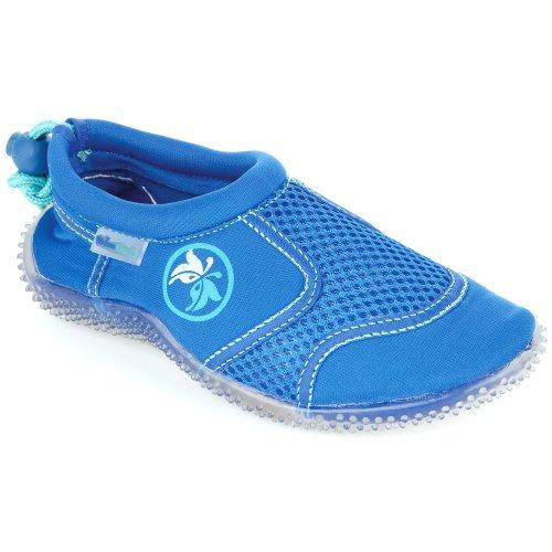 Praia Urbana Fw645 Meninas Oceano Júnior, Chuveiro E Banho Menina Sapatos Azul Escuro