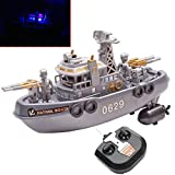 #5: Citlizen Rechargeable Petrol Boat Toy with Remote Control High Speed Racing RC Boat For Kids