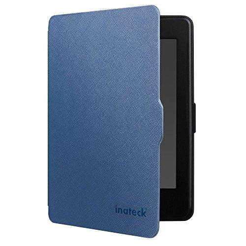 [Super fin/Mise en veille] Inateck Etui Kindle Paperwhite Etui Tout Nouveau Amazon Kindle Paperwhite 2015/ 2014 / 2013 /2012 de 6 Pouces