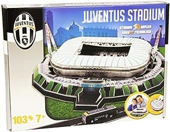 Giochi Preziosi 70121251 – 3D Stadion-Puzzle Juventus Stadium Turin