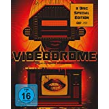 Videodrome - Special Edition  (+ 2 DVDs) [Blu-ray]