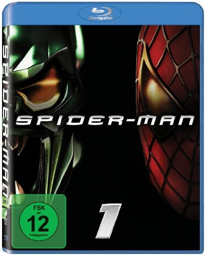 Spider-Man 1 [Blu-ray]