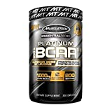 Muscletech BCAA 8:1:1 Essential Series - 200 Caps