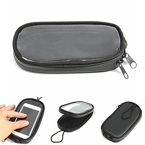 JenNiFer Motorrad-Magnetnavigation Telefon Tasche Wasserdicht Öl-Tasche - L