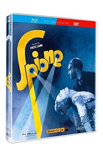 Spione (SPIONE+DVD -, Spanien Import, siehe Details für Sprachen) -
