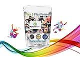 Die besten Hyaluronsäure mit Chondroitinsulfat - Flex 5 Plus Formel für gesunde Gelenke mit Bewertungen