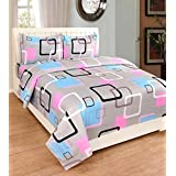 Bedsheets By Pahwa's House|Double Bedsheets Cotton|bedsheets With Pillow Cover Combo|bedsheets Plain Double King Size|bedsheet In 70% Discount| 5d Bedsheets|bedsheets With 2 Pillow Covers