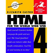 HTML 4 for the World Wide Web: VQS (3rd Edition) by Elizabeth Castro (1998-05-07)