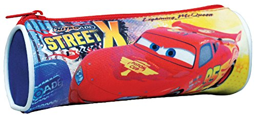 Cars-Trousse-ronde-Cars-Disney-Street-X-20-CM