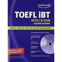 Kaplan TOEFL IBT 2010-2011 [with 3 CDROMs] (Kaplan TOEFL IBT (w/CD))