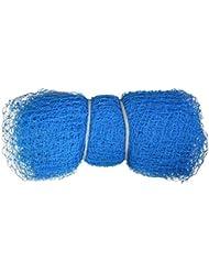 Mars M & M Filet de Cricket 254x 25,4cm en nylon épais Dori (Bleu