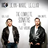 Leclair: The Complete Sonatas for 2 Violins