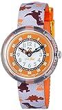 FlikFlak Jungen Analog Quarz Uhr mit Stoff Armband FBNP096