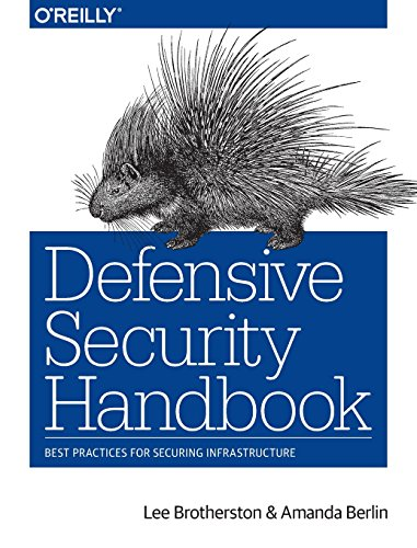 Defensive Security Handbook por Lee Brotherston